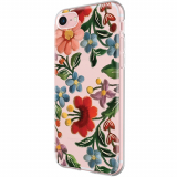 Apple iPhone 8/7/6s/6 Incipio Design Glam Series Case -  Flora Bonita