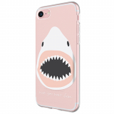 Apple iPhone 8/7/6s/6 Incipio Design Classic Series Case - Shark Bite