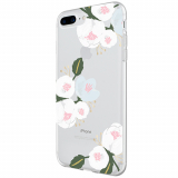 Apple iPhone 8+/7+/6s+/6+ Incipio Design Glam Series Case - Cool Blossom