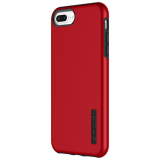**NEW**Apple iPhone 8+/7+/6s+ Incipio DualPro Series Case - Iridescent Red/Black