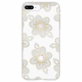 Apple iPhone 8+/7+/6s+ Incipio Design Classic Series Case - Beaded Floral