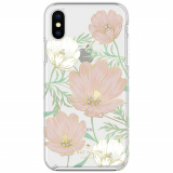 Apple iPhone X Kate Spade New York Protective Hardshell Case - Large Blossom