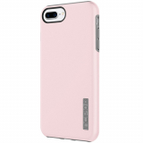 **NEW**Apple iPhone 8+/7+/6s+ Incipio DualPro Series Case- Iridescent Rose Quartz