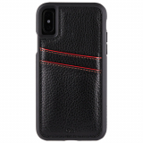Apple iPhone X Case-Mate Tough ID Series Case - Black
