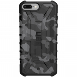 Apple iPhone 8+/7+/6s+ Urban Armor Gear Pathfinder SE Case - Midnight Camo