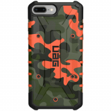 Apple iPhone 8+/7+/6s+ Urban Armor Gear Pathfinder SE Case - Hunter Camo