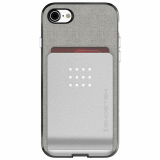 Apple iPhone 8/7 Ghostek Exec 2 Series Case - Silver