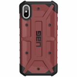 Apple iPhone Xs/X Urban Armor Gear Pathfinder Case (UAG) - Carmine