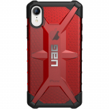 Apple iPhone XR Urban Armor Gear Plasma Case (UAG) - Magma