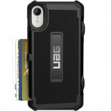 Apple iPhone XR Urban Armor Gear Trooper Card Case (UAG) - Black