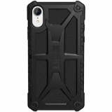 Apple iPhone XR Urban Armor Gear Monarch Case (UAG) - Black