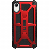 Apple iPhone XR Urban Armor Gear Monarch Case (UAG) - Crimson
