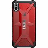 Apple iPhone Xs Max Urban Armor Gear Plasma Case (UAG) - Magma