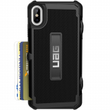 Apple iPhone Xs Max Urban Armor Gear Trooper Card Case (UAG) - Black