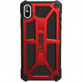 Apple iPhone Xs Max Urban Armor Gear Monarch Case (UAG) - Crimson