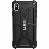 Apple iPhone Xs Max Urban Armor Gear Monarch Case (UAG) - Carbon Fiber