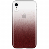 Apple iPhone XR Incipio Design Classic Series Case - Cranberry Sparkler