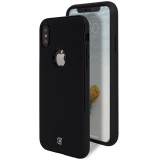 Apple iPhone Xs/X Caseco Skin Shield Series Case - Black