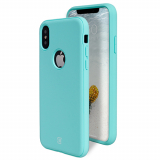 Apple iPhone Xs/X Caseco Skin Shield Series Case - Teal