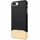 Apple iPhone 7 Plus Incipio Edge Chrome Series Case - Black/Gold