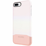 Apple iPhone 7 Plus Incipio Edge Chrome Series Case Iridescent White Opal/Chrome Rose Gold