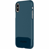 Apple iPhone Xs/X Incipio Edge Chrome Series Case - Navy