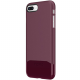 Apple iPhone 8/7 Incipio Edge Chrome Series Case - Plum