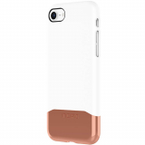 Apple iPhone 8/7 Incipio Edge Chrome Series Case - Glossy White/Rose Gold
