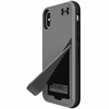 Apple iPhone Xs/X Under Armour UA Protect Kickstash Series Case - Graphite/Black