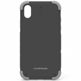 Apple iPhone XR PureGear DualTek Case - Matte Black