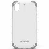 Apple iPhone XR PureGear DualTek Case - Arctic White