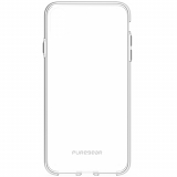 Apple iPhone Xs Max PureGear Slim Shell Case - Clear/Clear