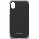 Apple iPhone Xs Max PureGear DualTek Case - Matte Black