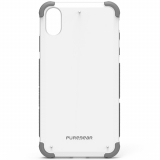 Apple iPhone Xs Max PureGear DualTek Case - Arctic White