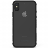 Apple iPhone Xs/X PureGear DualTek Case - Clear/Black