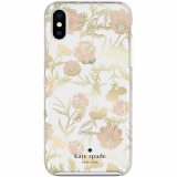 Apple iPhone Xs/X Kate Spade New York Protective Hardshell Case - Blossom Pink