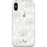 Apple iPhone Xs Max Kate Spade New York Protective Hardshell Case - Hollyhock Cream