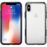 Apple iPhone Xs/X Pelican Adventurer Series Case - Clear/Black