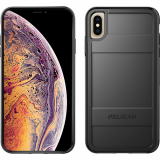 Apple iPhone Xs Max Pelican Protector Series Case - Black/Black