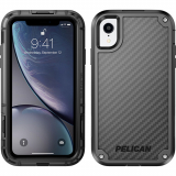Apple iPhone XR Pelican Shield Series Case - Black/Black