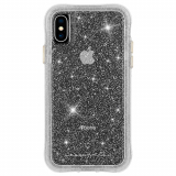 Apple iPhone Xs Case-Mate Protection Collection Sheer Crystal Series Case - Clear