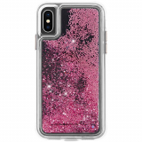 Apple iPhone Xs Case-Mate Waterfall Collection Series Case - Rose Gold