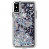 Apple iPhone Xs Case-Mate Waterfall Collection Series Case - Iridescent