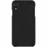 Apple iPhone XR Case-Mate Barely There Leather Series Case - Black