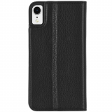 **NEW**Apple iPhone XR Case-Mate Wallet Folio Series Case - Black