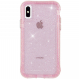 Apple iPhone Xs Max Case-Mate Protection Collection Sheer Series Case - Blush