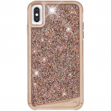 Apple iPhone Xs Max Case-Mate Brilliance Series Case - Rose Gold