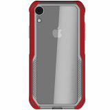 Apple iPhone XR Ghostek Cloak 4 Series Case - Red