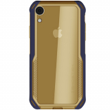 Apple iPhone XR Ghostek Cloak 4 Series Case - Blue/Gold