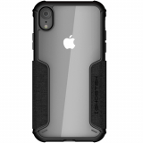 Apple iPhone XR Ghostek Exec 3 Series Case - Black